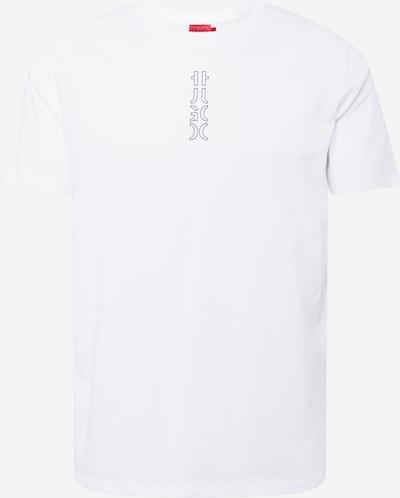 HUGO Shirt 'Durned' in schwarz / weiß, Produktansicht
