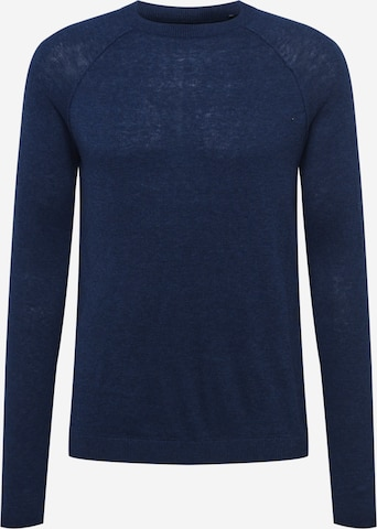Only & Sons Sweater 'Neil' in Blue