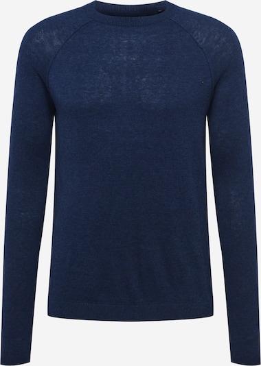 Only & Sons Trui 'Neil' in de kleur Nachtblauw, Productweergave