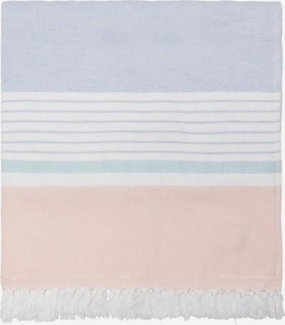 ONLY Strandlaken in de kleur Smoky blue / Opaal / Perzik, Productweergave