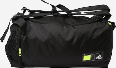 ADIDAS PERFORMANCE Sac de sport en noir, Vue avec produit