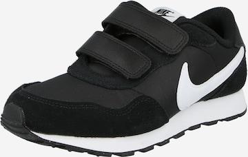 Baskets 'MD Valiant' Nike Sportswear en noir