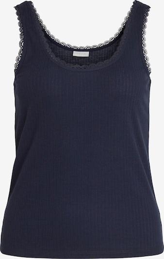VILA Top 'Bania' in de kleur Navy, Productweergave