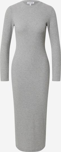 EDITED Kleid 'Cleo' in graumeliert, Produktansicht