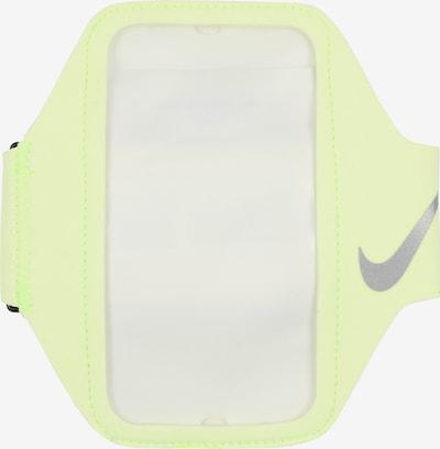 NIKE Accessoires Tilbehør i neongul / grå / sort, Produktvisning