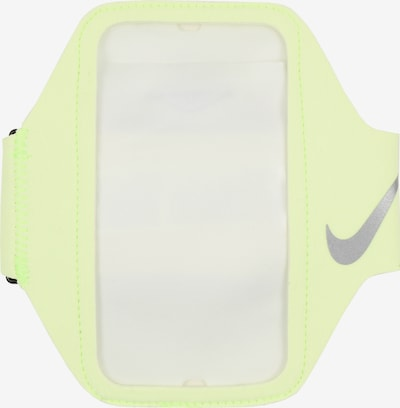 NIKE Accessoires Sportarmband in neongelb / grau / schwarz, Produktansicht