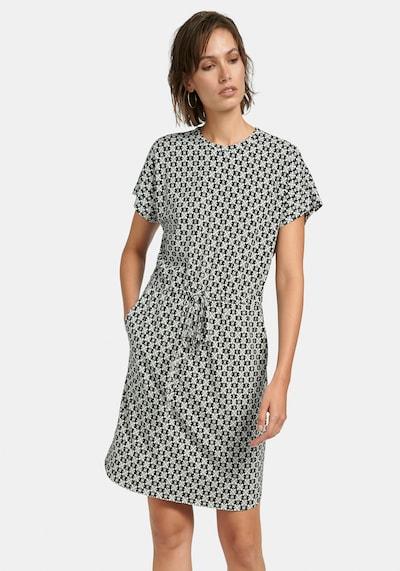 MYBC Jerseykleid in mischfarben / schwarz / weiß, Modelansicht