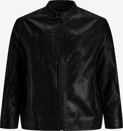 Jack & Jones Plus Jacke in schwarz, Produktansicht