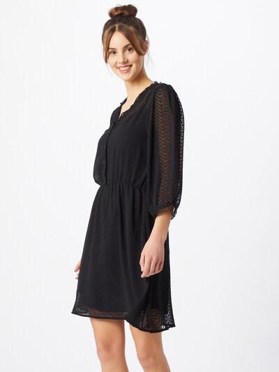 MOSS COPENHAGEN Kleid in schwarz, Modelansicht