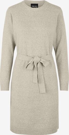 PIECES Kleid 'Cava' in greige, Produktansicht