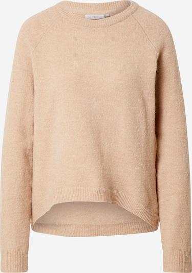 minimum Pullover 'Kita 0136a' in beige / hellbraun, Produktansicht