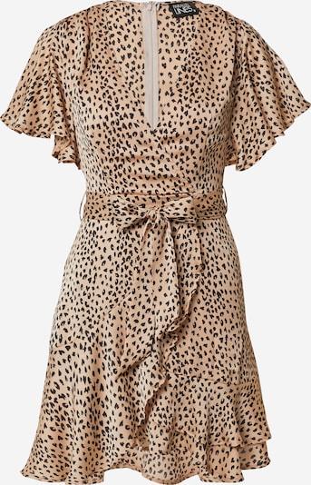 Parallel Lines Kleid in braun / schwarz, Produktansicht