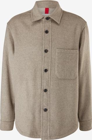 s.Oliver Between-Season Jacket in Beige
