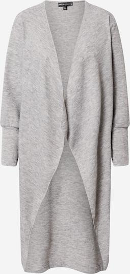 Mela London Cardigan en gris chiné, Vue avec produit