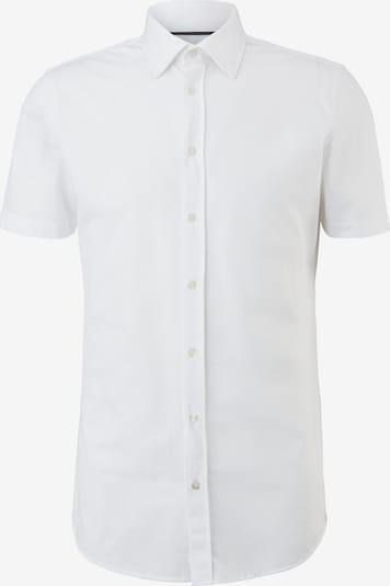 s.Oliver BLACK LABEL Zakelijk overhemd in de kleur Wit, Productweergave