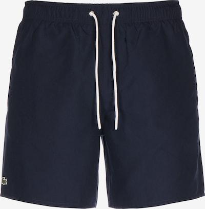 LACOSTE Zwemshorts in de kleur Navy / Groen / Wit, Productweergave