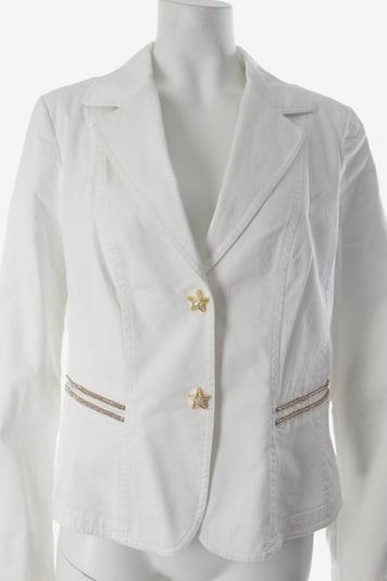 Rocco Barocco Jerseyblazer in L in weiß, Produktansicht
