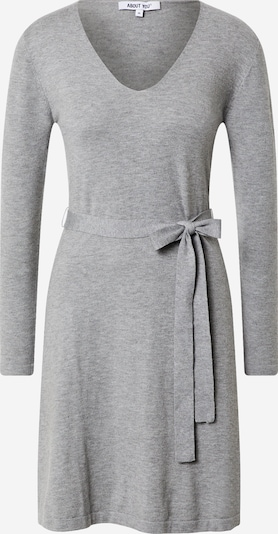 ABOUT YOU Dress 'Viola' in mottled grey, Item view