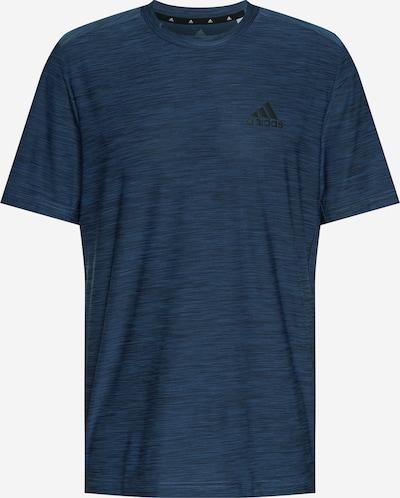 ADIDAS PERFORMANCE Funkcionalna majica | temno modra barva, Prikaz izdelka