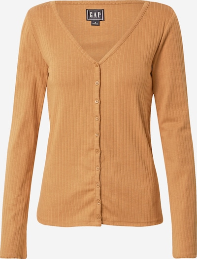 GAP Knit cardigan in Light brown, Item view