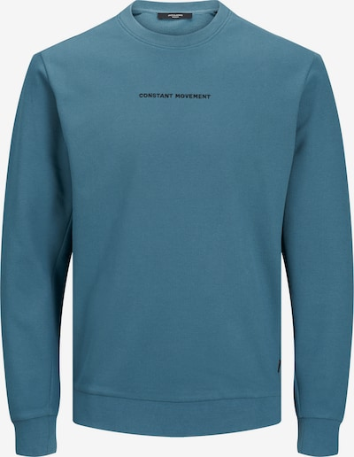 JACK & JONES Sweatshirt in blau, Produktansicht