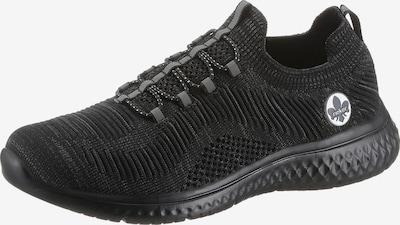 RIEKER Sneaker in schwarzmeliert, Produktansicht