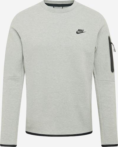 Nike Sportswear Sweatshirt 'Tech Fleece' in de kleur Lichtgrijs, Productweergave
