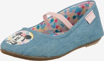 Disney Minnie Mouse Schuh in Blau