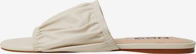 MANGO Pantolette 'Puffy' in offwhite, Produktansicht