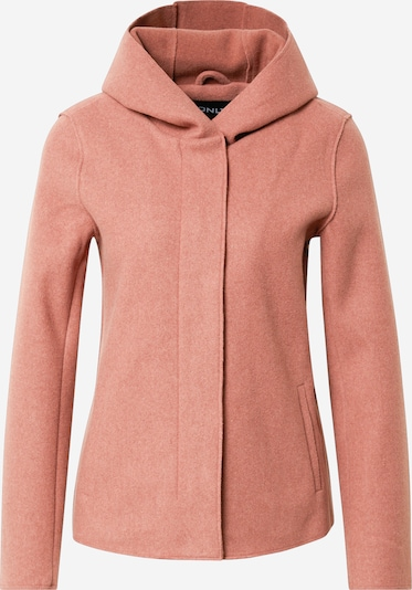 Cappotto di mezza stagione 'SIRI' ONLY di colore rosa antico, Visualizzazione prodotti