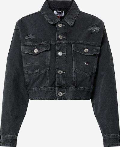 Tommy Jeans Jacke in black denim, Produktansicht