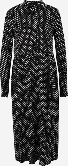 Vero Moda Tall Robe-chemise en noir / blanc, Vue avec produit