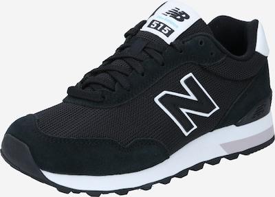 new balance Zapatillas deportivas bajas en negro / blanco, Vista del producto