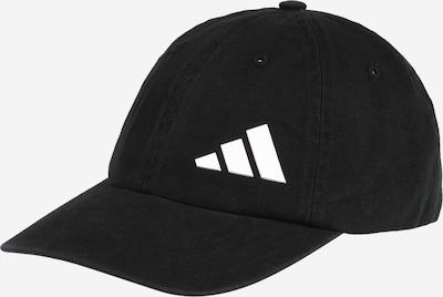Sportinė kepurė 'Future' iš ADIDAS PERFORMANCE, spalva – juoda / balta, Prekių apžvalga