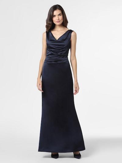 Vera Mont Společenské šaty - noční modrá: Pohled zepředu