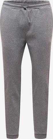 Pantalon 'Hadiko' BOSS ATHLEISURE en gris
