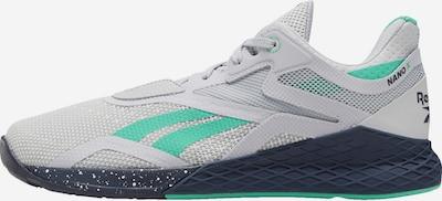 REEBOK Sneaker in türkis / grau, Produktansicht
