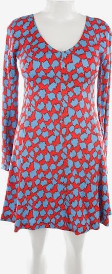 Diane von Furstenberg Minikleid in L in blau / rot, Produktansicht