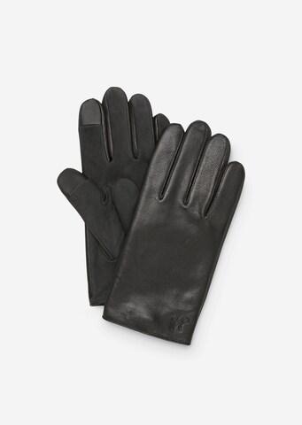 Marc O'Polo Handschuhe in Schwarz
