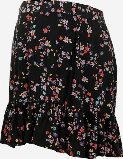 MAMALICIOUS Skirt 'Lala' in Yellow / Lavender / Dark orange / Pink / Black, Item view