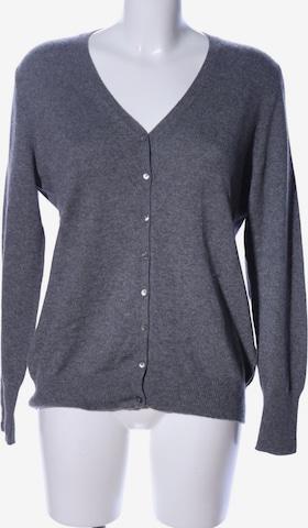 S.Marlon Sweater & Cardigan in XL in Grey