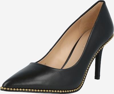COACH Официални дамски обувки 'WAVERLY' в злато / черно, Преглед на продукта