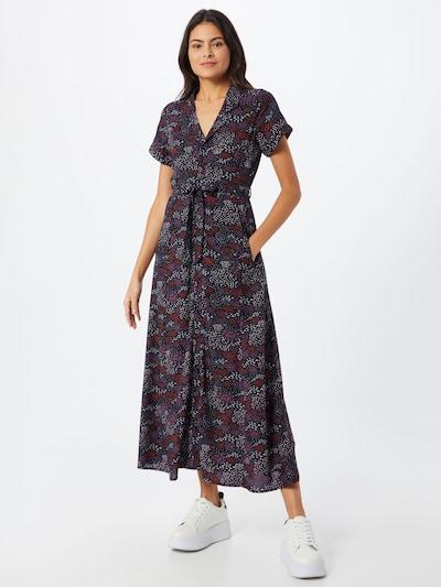 Iriedaily Kleid in pflaume / mischfarben, Modelansicht