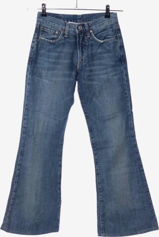 REPLAY Boot Cut Jeans in 25-26 in Blau