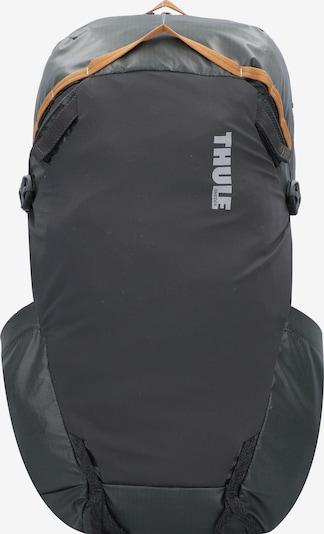 Thule Wanderrucksack 'Stir' in grün / dunkelgrün / orange, Produktansicht