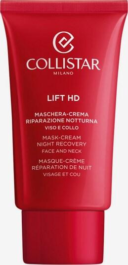 Collistar Maske 'Night Recorvery Face & Neck' in creme, Produktansicht