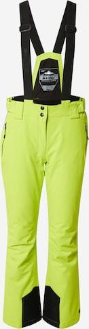 žalia KILLTEC Laisvalaikio kelnės