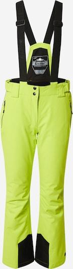 KILLTEC Outdoorové kalhoty - světle zelená / černá, Produkt