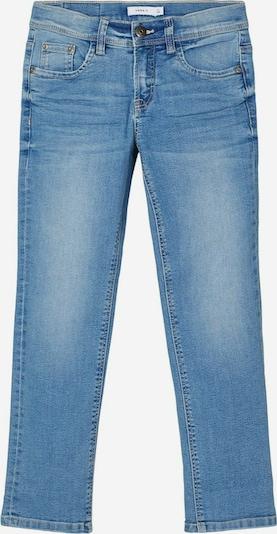 NAME IT Jeans in hellblau, Produktansicht