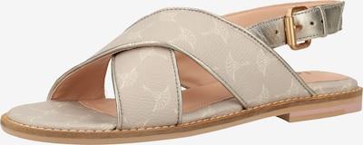 JOOP! Sandale in hellgrau, Produktansicht